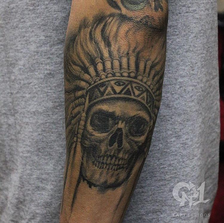 7c57dcd09 Capone – Dark Age Tattoo